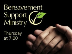 Bereavement Support Group @ Bethany Christian Church, Friendship Rm | Anderson | Indiana | United States