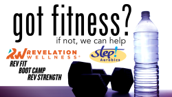 Rev Fit Class @ 1920 N Rangeline Rd., Anderson IN 46012
