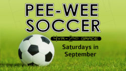 PeeWee Soccer @ Bethany Christian Church | Anderson | Indiana | United States